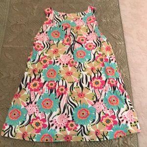 Girl's cotton tunic